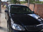 Bán Toyota Camry 2.4G năm sản xuất 2005, màu đen, giá tốt giá 350 triệu tại Vĩnh Long