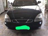 Cần bán lại xe Daewoo Nubira sản xuất năm 2003, màu đen, giá 105tr giá 105 triệu tại Vĩnh Long