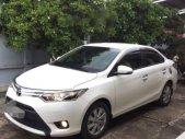 Cần bán gấp Toyota Vios G năm 2017, màu trắng, xe nhập chính chủ giá 540 triệu tại Trà Vinh
