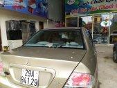 Bán Mitsubishi Lancer Gala GLX 1.6AT đời 2004, màu vàng, xe gia đình giá 210 triệu tại Hà Nội