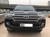Cần bán xe Toyota Land Cruiser VX 2016, màu đen, nhập khẩu đăng ký cty giá 3 tỷ 680 tr tại Hà Nội
