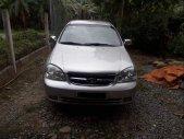 Bán xe Daewoo Lacetti sản xuất 2009, màu bạc  giá 188 triệu tại Lào Cai