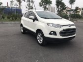 Cần bán gấp Ford EcoSport 1.5AT đời 2016, màu trắng xe cực đẹp   giá 545 triệu tại Hà Nội