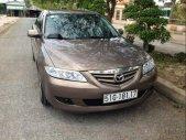 Cần bán gấp Mazda 6 năm sản xuất 2005, màu nâu số tự động, giá tốt giá 335 triệu tại Vĩnh Long