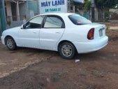 Cần bán gấp Daewoo Lanos sản xuất năm 2001, màu trắng, nhập khẩu, bản đủ giá 68 triệu tại Đắk Lắk