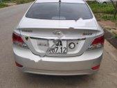 Cần bán gấp Hyundai Accent năm 2011, màu bạc, xe nhập giá 335 triệu tại Vĩnh Phúc