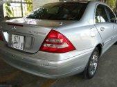 Bán Mercedes C180 Kompressor đời 2003, màu bạc giá 205 triệu tại An Giang