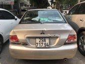 Cần bán xe Mitsubishi Lancer 1.6 đời 2005, màu bạc, nhập khẩu   giá 200 triệu tại Hà Nội