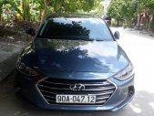 Cần bán Hyundai Elantra 1.6 MT 2017, màu xanh lam giá 515 triệu tại Hà Nam