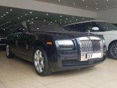 Bán xe Rolls-Royce Ghost năm sản xuất 2010, màu đen, nhập khẩu giá 10 tỷ 480 tr tại Hà Nội