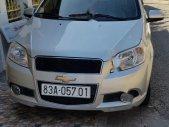 Bán Chevrolet Aveo LT 1.5 MT sản xuất năm 2016, màu bạc   giá 259 triệu tại Sóc Trăng
