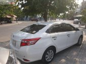 Cần bán Toyota Vios năm sản xuất 2016, màu trắng xe gia đình  giá 450 triệu tại An Giang