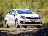 Bán ô tô Kia Rio AT Full otion đời 2015, màu trắng, xe nhập giá 449 triệu tại Lâm Đồng