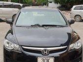 Bán Honda Civic 1.8 MT đời 2008, màu đen, giá chỉ 335 triệu giá 335 triệu tại Hà Nội