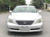 Cần bán gấp Lexus LS460 sản xuất 2006 màu bạc giá 980 triệu tại Hà Nội