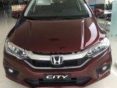Bán xe Honda City 1.5TOP đời 2019, màu đỏ giá 599 triệu tại Bắc Ninh