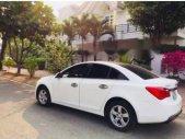 Bán lại xe Chevrolet Cruze LTZ năm 2014, màu trắng số tự động giá 435 triệu tại Tp.HCM