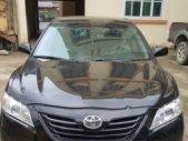 Cần bán Toyota Camry 2.4 sản xuất 2007, màu đen, nhập khẩu  giá 530 triệu tại Thái Nguyên