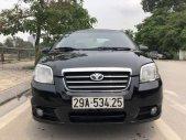 Bán Daewoo Gentra SX 2008, màu đen chính chủ giá 172 triệu tại Hà Nội