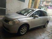 Cần bán Nissan Tiida đời 2007, màu bạc giá 230 triệu tại Hà Nội