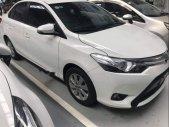 Cần bán lại xe Toyota Vios G đời 2017, màu trắng, giá 536tr giá 536 triệu tại Vĩnh Phúc