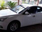 Bán Chevrolet Cruze LS 1.6MT đời 2014, màu trắng xe gia đình giá 410 triệu tại Hà Tĩnh