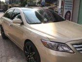 Cần bán lại xe Toyota Camry 2007, màu vàng số sàn giá 600 triệu tại Bình Dương