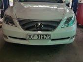 Cần bán xe Lexus LS LS460L sản xuất 2010, màu trắng, nhập khẩu  giá 1 tỷ 580 tr tại Hà Nội