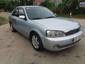 Bán Ford Laser 1.8 năm 2003, màu bạc, xe nhập giá 129 triệu tại Ninh Bình