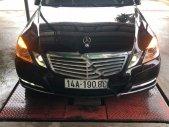 Cần bán gấp Mercedes E300 2012, màu đen chính chủ giá 1 tỷ tại Quảng Ninh