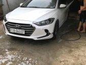 Cần bán gấp Hyundai Elantra MT 2018, màu trắng  giá 555 triệu tại Cao Bằng