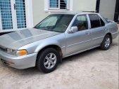 Cần bán gấp Honda Accord đời 1988, màu bạc, nhập khẩu nguyên chiếc giá 39 triệu tại Tp.HCM