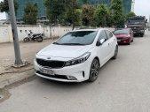 Bán Kia Cerato 1.6 AT sản xuất năm 2018, màu trắng   giá 600 triệu tại Hà Nội
