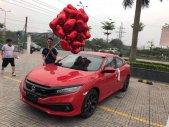 Bán Honda Civic năm sản xuất 2019, màu đỏ, nhập khẩu   giá 729 triệu tại Tp.HCM