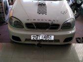 Bán gấp Daewoo Lanos 1.5 MT đời 2003, màu trắng, xe nhập giá 69 triệu tại Hà Nội