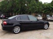 Bán ô tô BMW 3 Series 318i 2003, màu đen, nhập khẩu giá 200 triệu tại Hà Nội