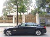 Bán ô tô BMW 7 Series 730i đời 2011, màu đen, nhập khẩu nguyên chiếc giá 1 tỷ 250 tr tại Hà Nội