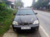Cần bán xe Daewoo Lacetti 2004, màu đen giá 135 triệu tại Bắc Kạn