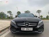 Bán Mercedes C200 đời 2016, màu đen chính chủ giá 1 tỷ 200 tr tại Hà Nội