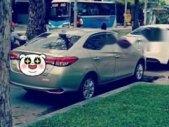 Bán Toyota Vios G sản xuất năm 2018, màu vàng, xe nhập còn mới, giá 595tr giá 595 triệu tại Tp.HCM