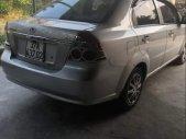Bán gấp Chevrolet Aveo năm sản xuất 2010, màu bạc   giá 180 triệu tại Nghệ An