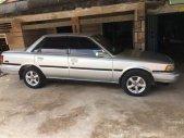 Bán lại xe Toyota Camry 1987, màu bạc, nhập khẩu nguyên chiếc giá 75 triệu tại Long An