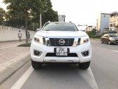 Cần bán xe Nissan Navara VL đời 2018, màu trắng đẹp như mới giá 750 triệu tại Hà Nội