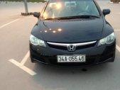 Bán xe Honda Civic 1.8 đời 2007, màu đen giá 250 triệu tại Hải Dương