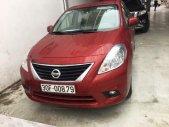 Bán xe cũ Nissan Sunny đời 2017, màu đỏ, nhập khẩu giá 400 triệu tại Hà Nội