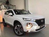 Bán Hyundai Santa Fe 2.4AT 2019, màu trắng giá 1 tỷ 30 tr tại Tp.HCM