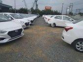 Bán xe Hyundai Grand i10 đời 2019, màu trắng, xe giao ngay giá 390 triệu tại Tp.HCM