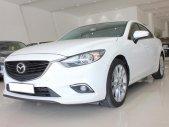 Bán Mazda 6 2.5AT Prenium đời 2016, full option, màu trắng, giá 770 triệu giá 770 triệu tại Tp.HCM