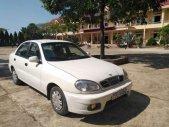Cần bán lại xe Daewoo Lanos sản xuất năm 2003, màu trắng, máy móc êm giá 75 triệu tại Khánh Hòa