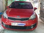 Cần bán lại xe Kia Rio sản xuất 2015, màu đỏ, nhập khẩu nguyên chiếc số tự động, giá tốt giá 439 triệu tại Tp.HCM